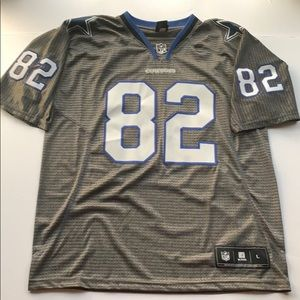 Men's L Jason Witten Dallas Cowboys NFL jersey